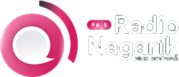 radio nagarik branding logo for footer