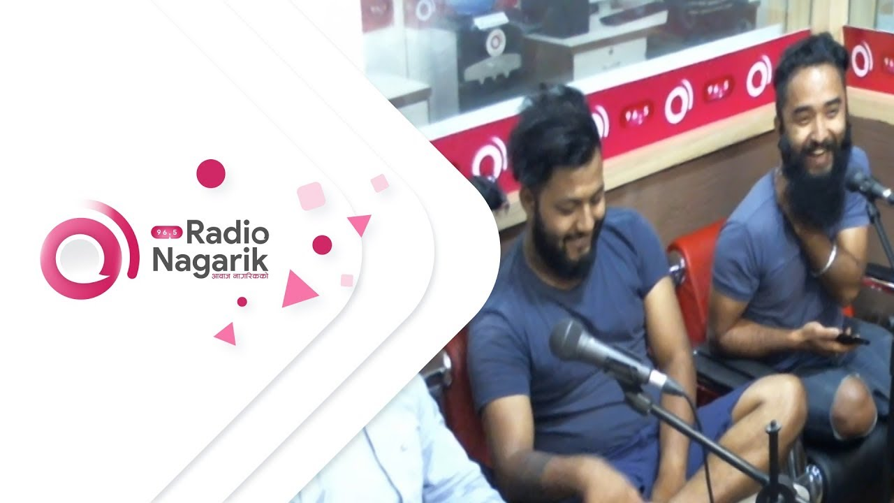 ''Comedy Circle'' - On The Lounge | Radio Nagarik