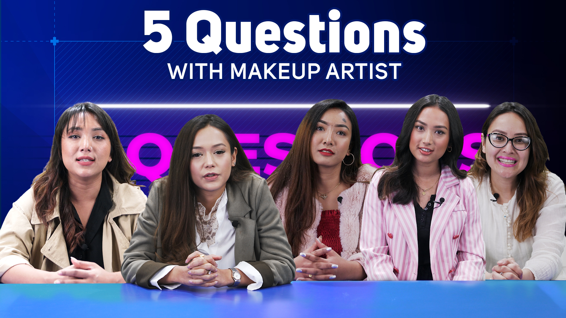 5 Questions with Makeup Artists