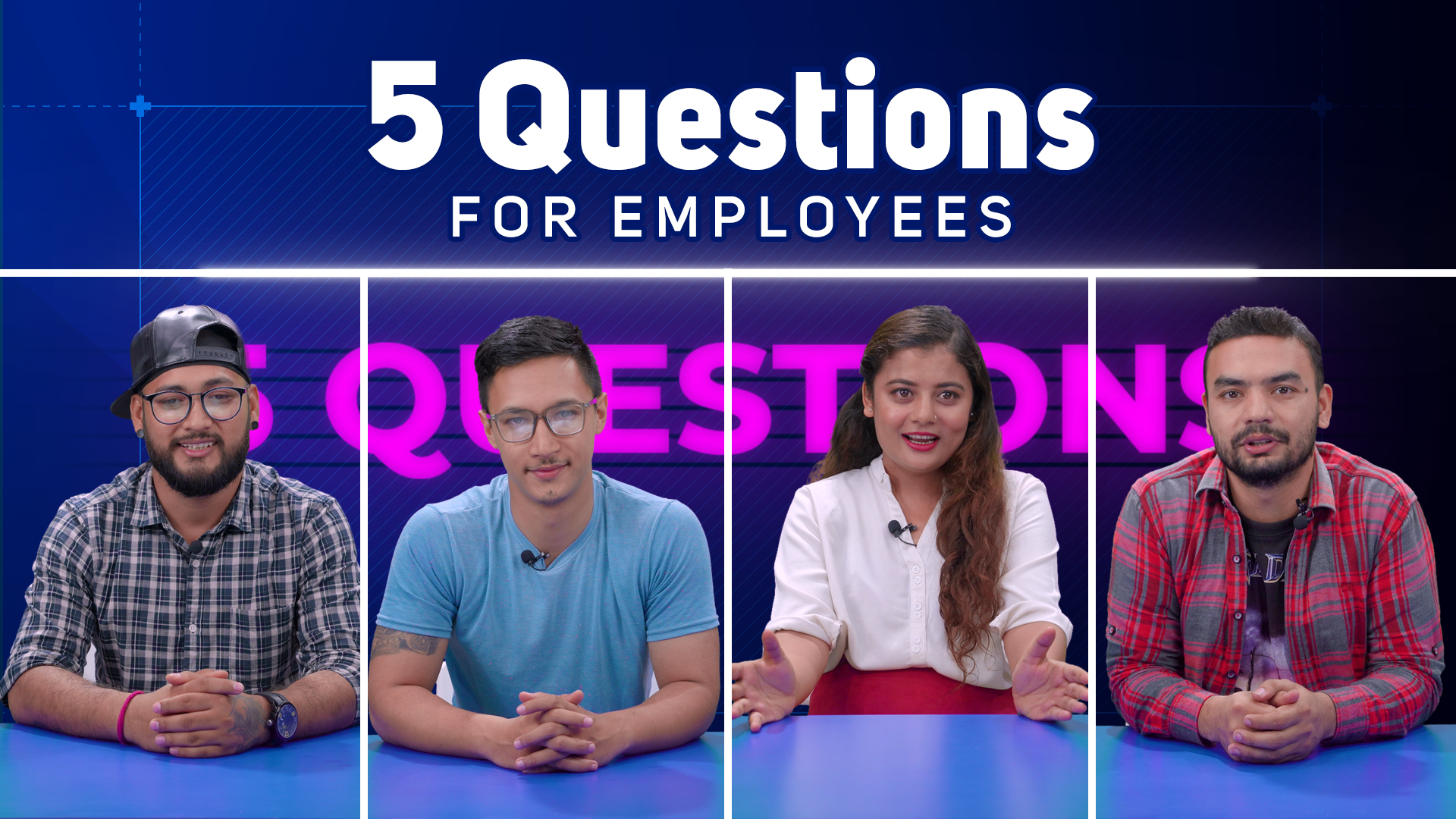 5 Questions For Employees OF Daraz / Pathao / SastoDeal / PriveNepal