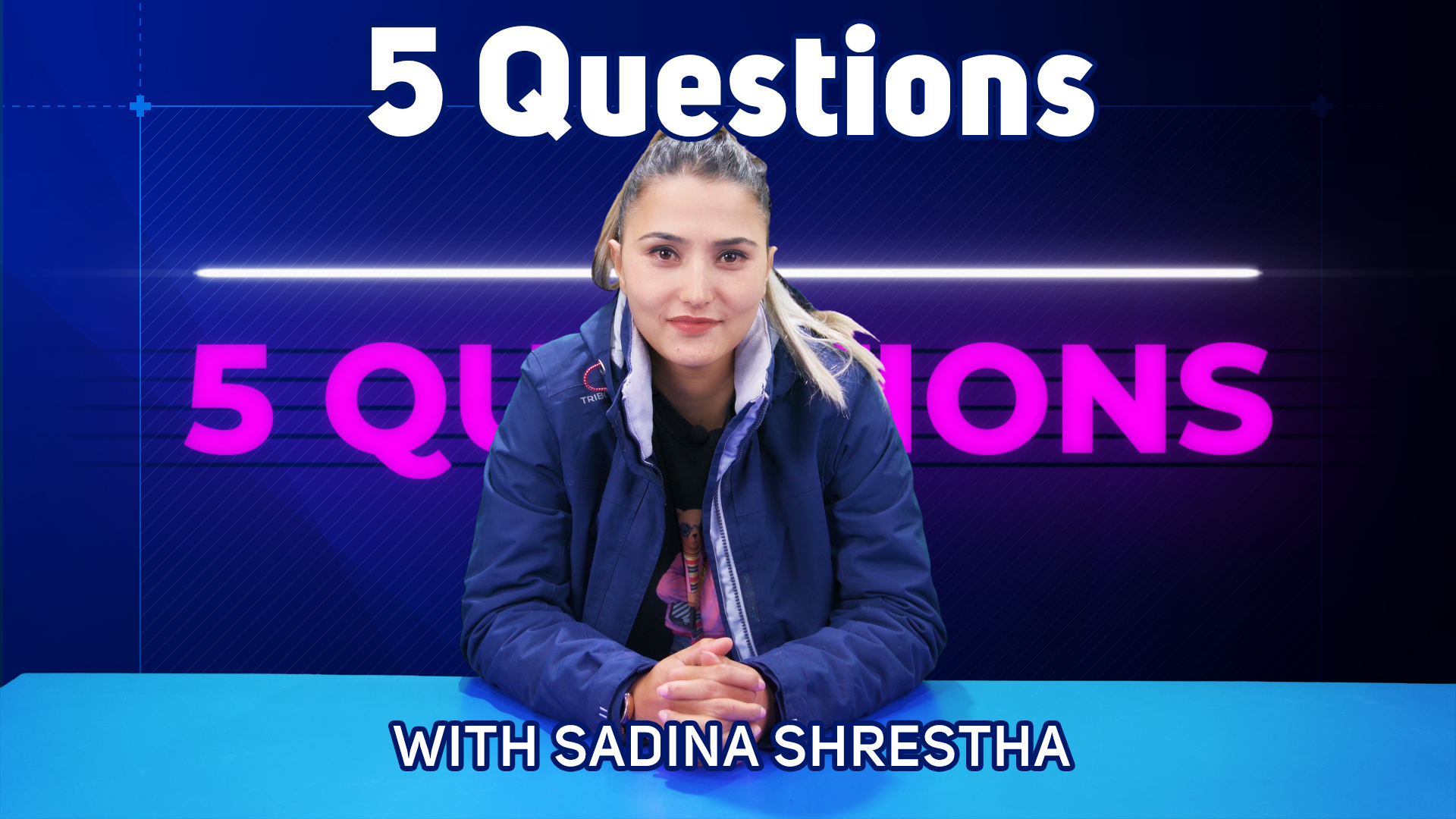 5 Questions with Sadina Shrestha | Athlete | Nepal's Basketball Team