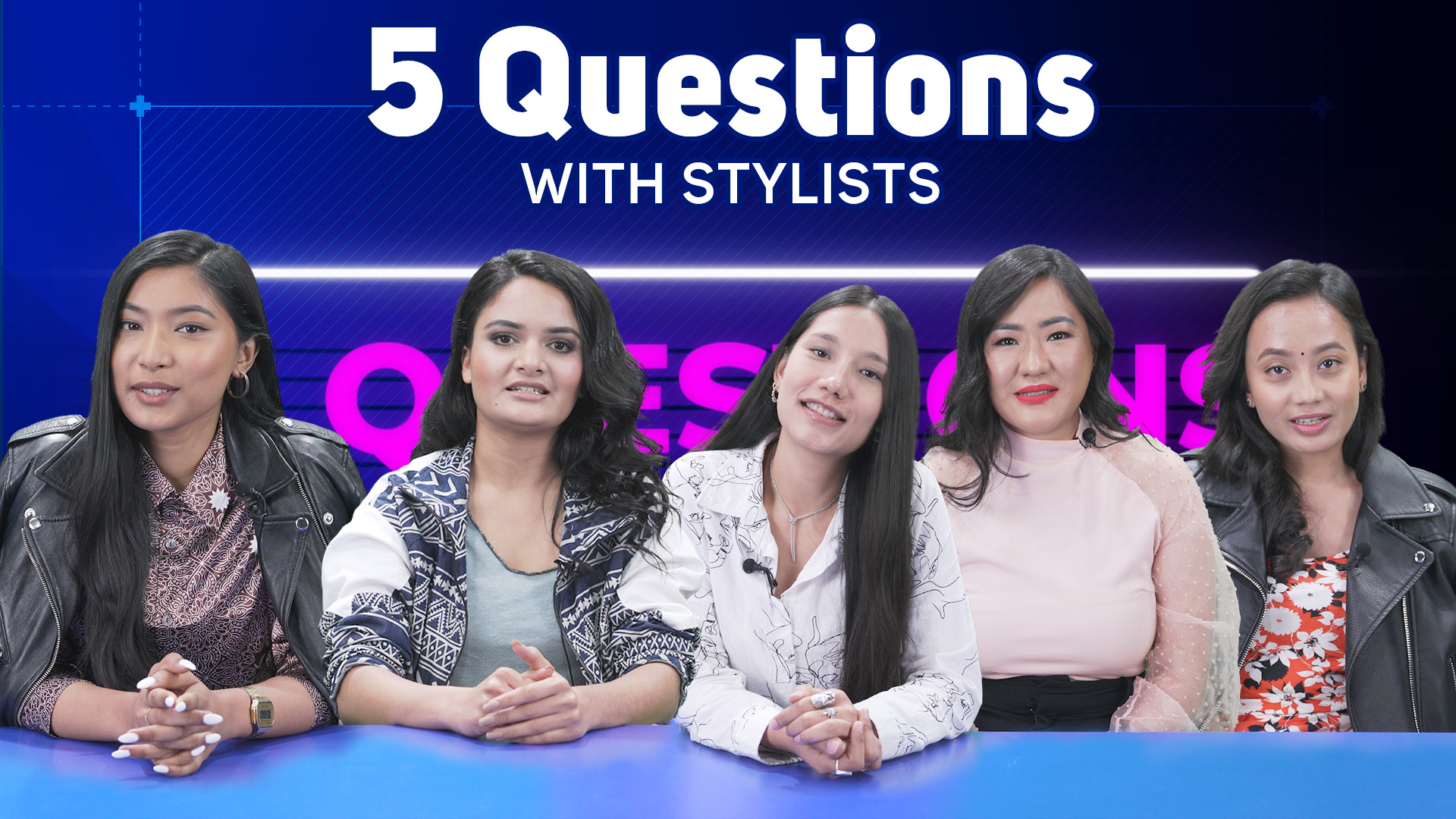 5 Questions with Fashion Stylist