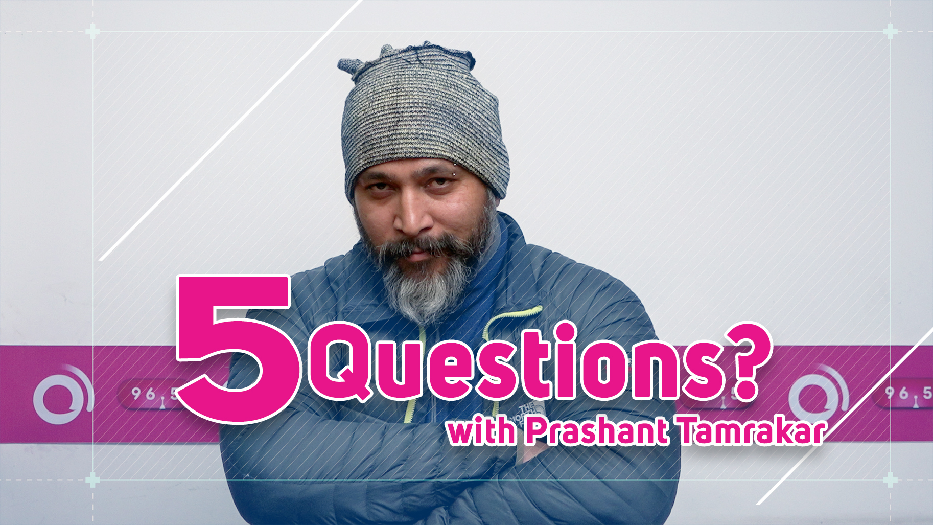 Model & Actor | Prashant Tamrakar | Cast member - CAPTAIN | 5 Questions