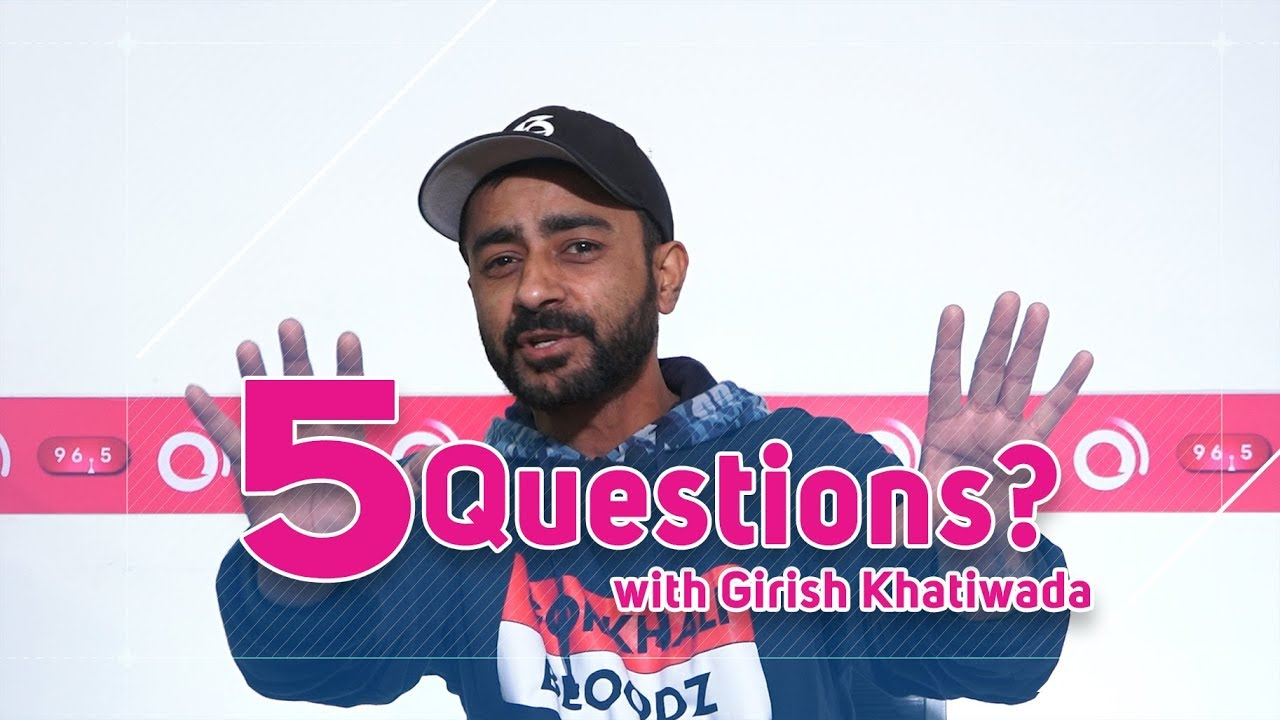 "Girish Dai answering ""Who is king of Nephop"" ? 