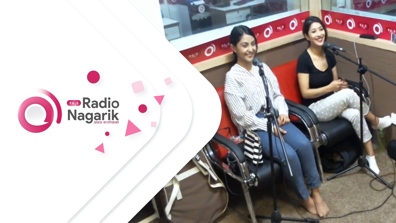 The Lounge with Sujina Shrestha And Sweta Singh Hamal
