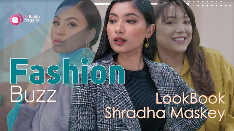 Fashion Buzz / 5 Trendy Winter Looks | Shraddha Maskey / Get Ready With Me - Latest Fashion Trends