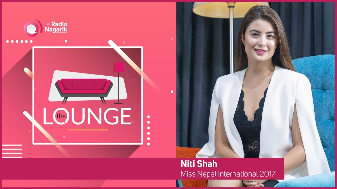 Niti Shah / Someone who defines elegance | The Lounge with Jai Pradhan