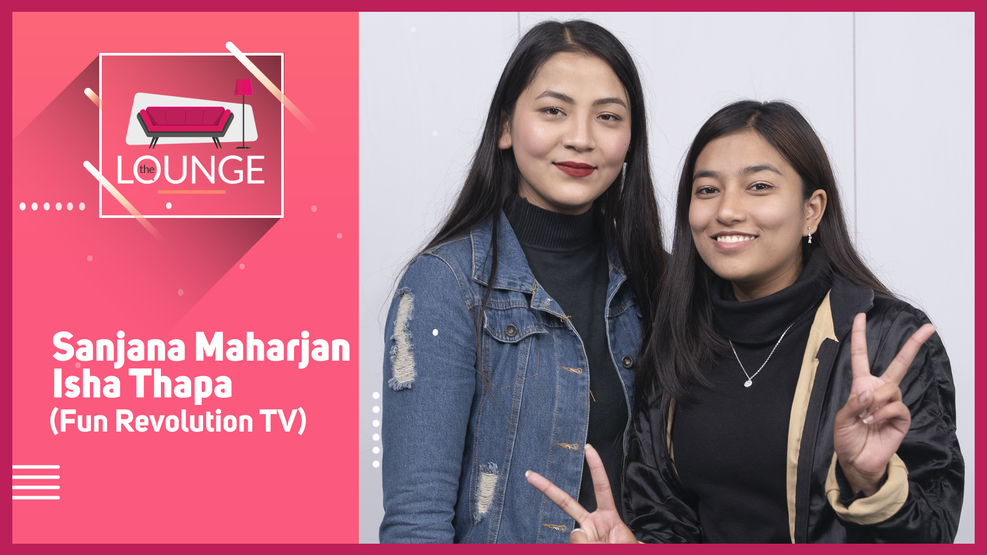 Revolutionary Ladies / Fun Revolution TV | The Lounge with Jai Pradhan
