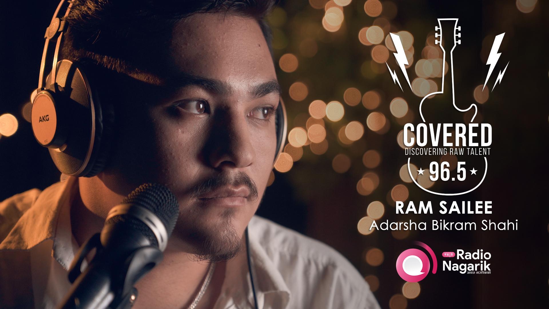 Ram Sailee | Bipul Chettri (Cover) | Adarsha Bikram Shahi