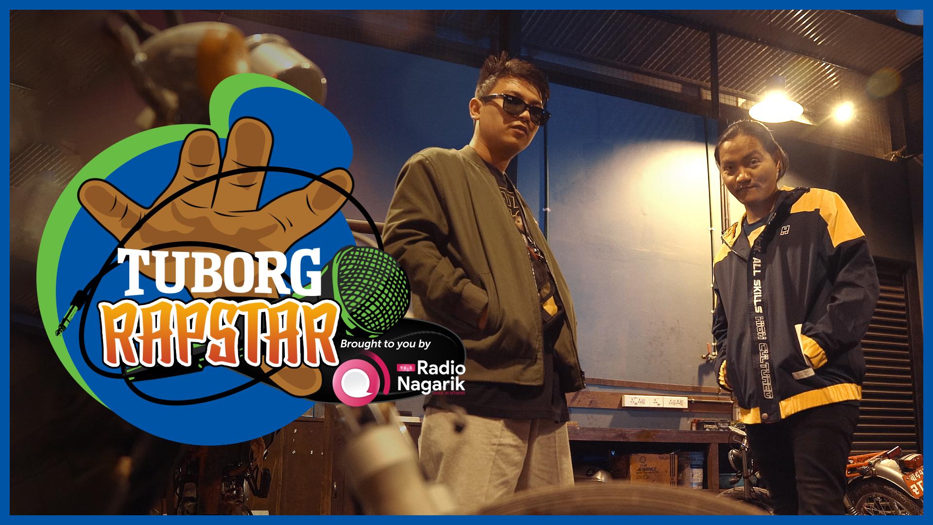 Gantabya - Ankush Adhikari & Krizn Pun Magar | Tuborg Rapstar - New Nepali Rap Song