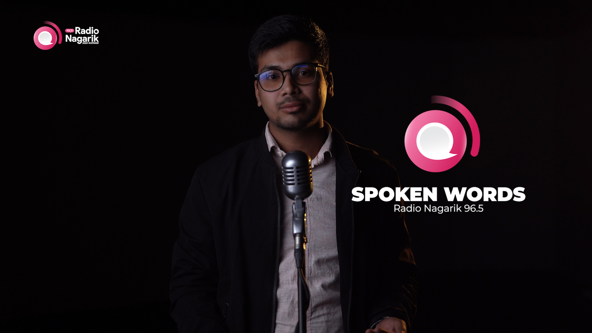 Kina Ki Ma Ek Purush Ho | Spoken Words performed by Ritik Mishra