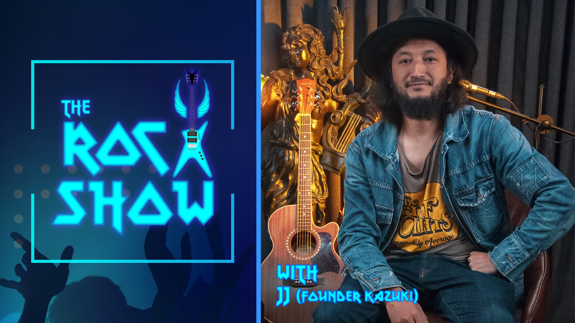 JJ & the Rebel Reggae | The man behind Tol Tol Ma Bhaisi Ko Maasu | KaZuKi | The Rock Show-ASM