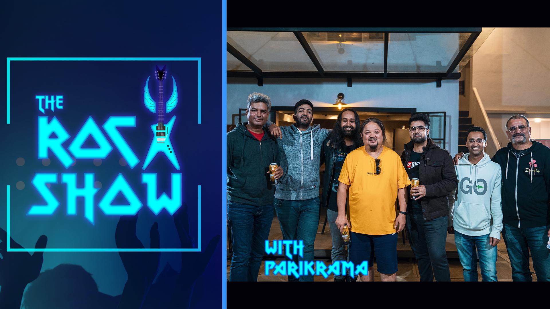 PARIKRAMA | Band / The Rock Show - Abhishek S. Mishra