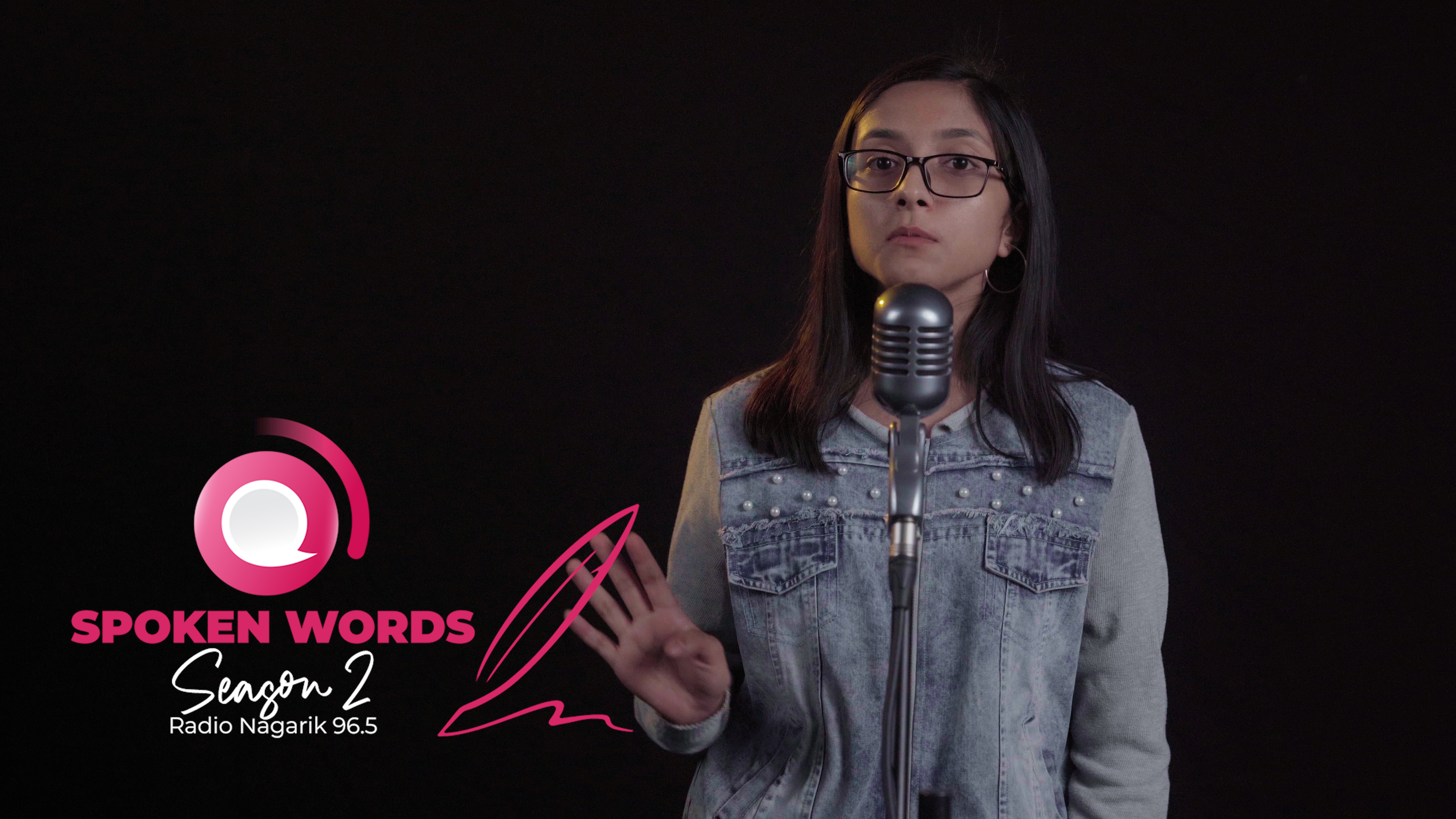 Spoken Words performed by Bipana Rai | 'Khokro'