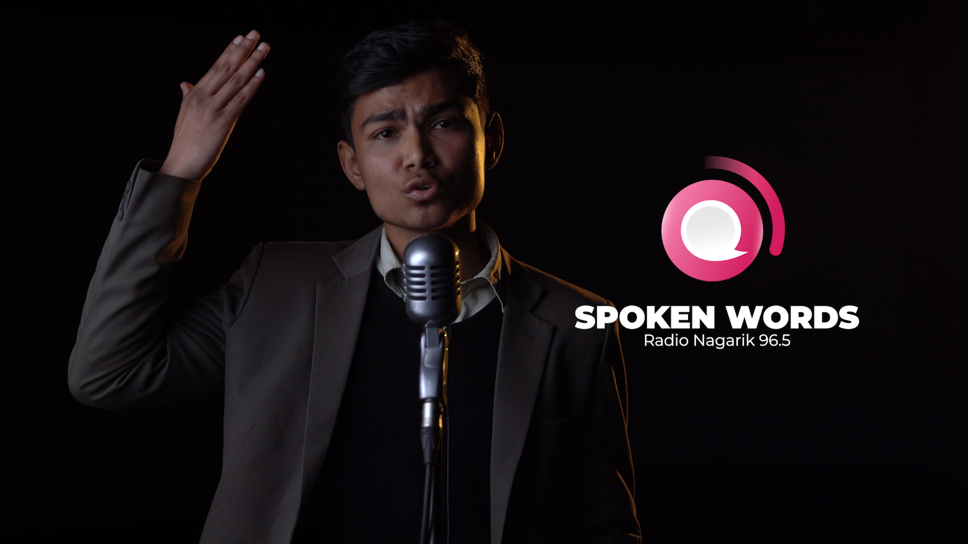 'Nari Nyaya Ra Nirmala' ( नारी न्याय र निर्मला ) | Spoken Words performed by Nitesh Thapa