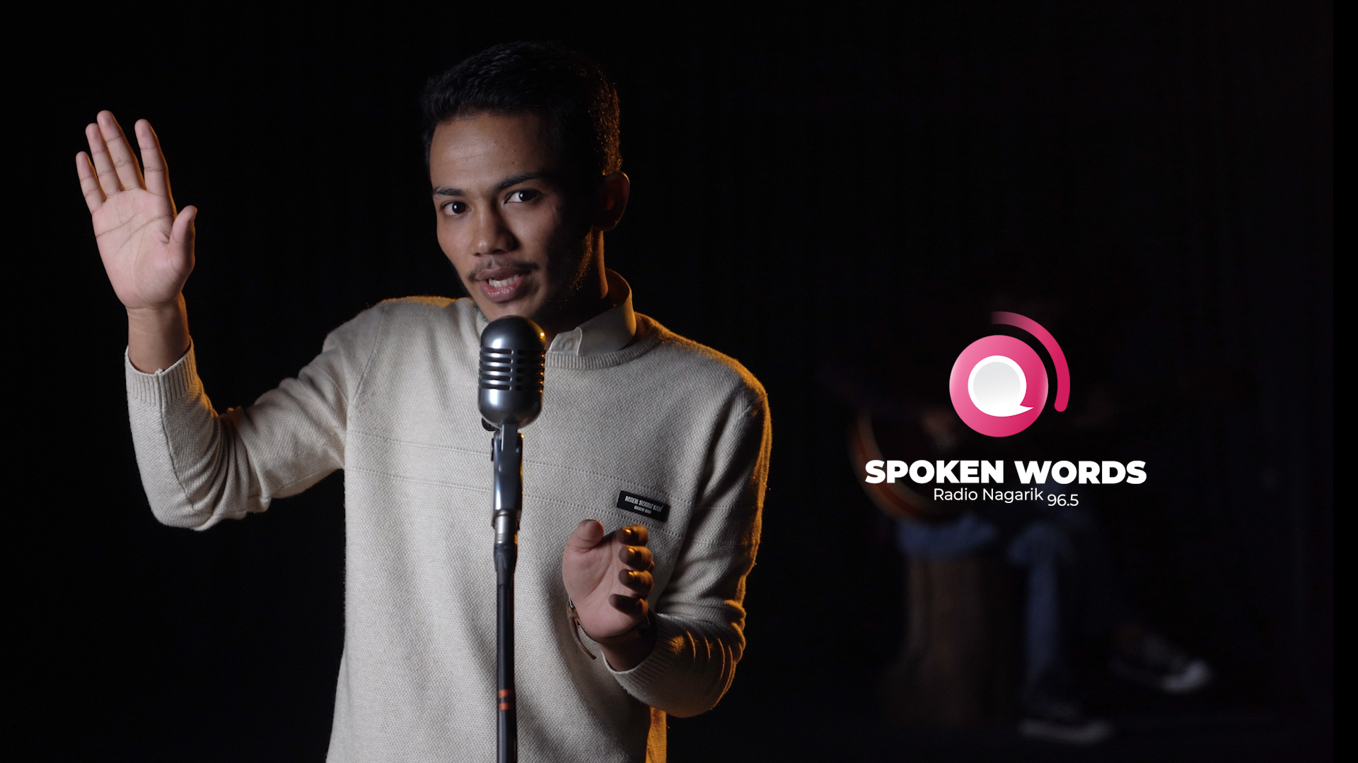 "Spoken Words performed by Jeewan Khadka | ""Kahani"""