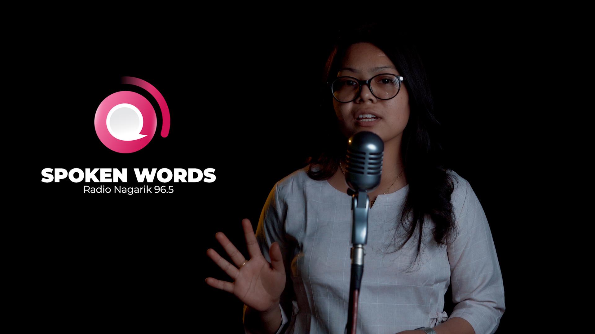 ' Samaaj ' / Spoken Words performed by Beendu Thapa | Slam Poetry Nepal