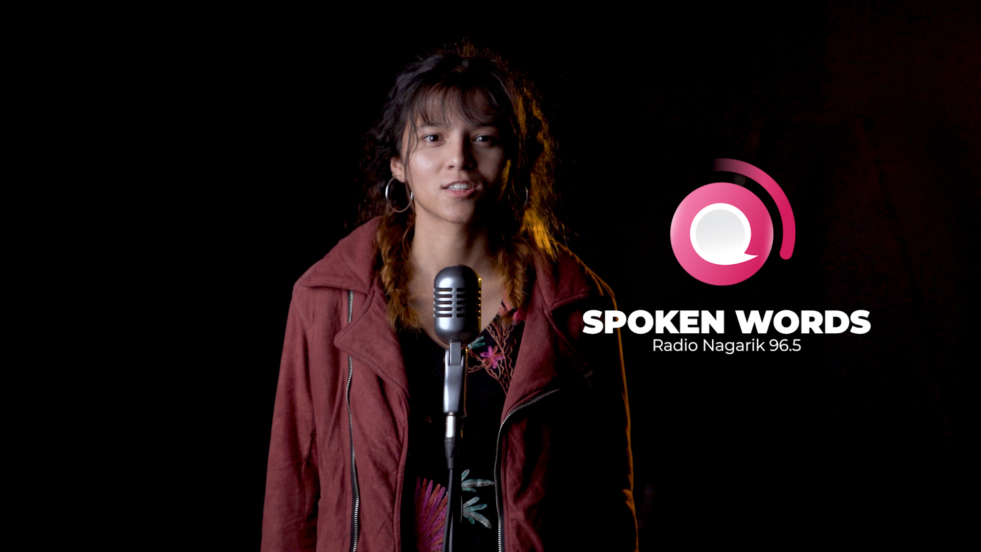 'In the Name of God' | Spoken Words performed by Namuna Giri