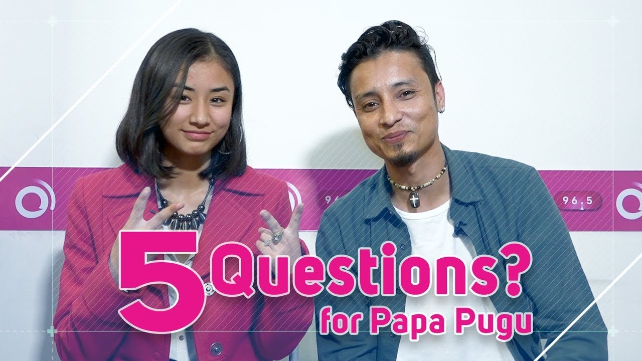 5 Questions for PapaPugu | ChetanVlogs | Dixita Karki