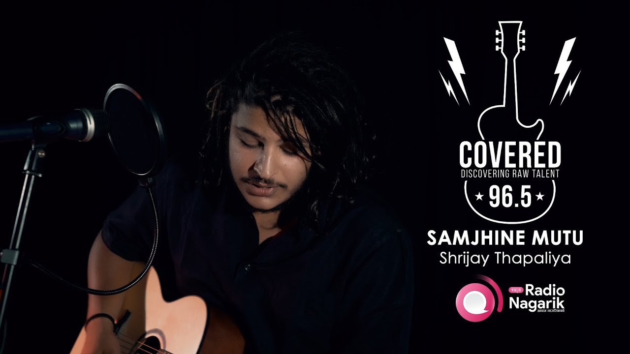 Samjhine Mutu | Shrijay Thapaliya - The Edge Band (Cover) - COVERED Ep.3