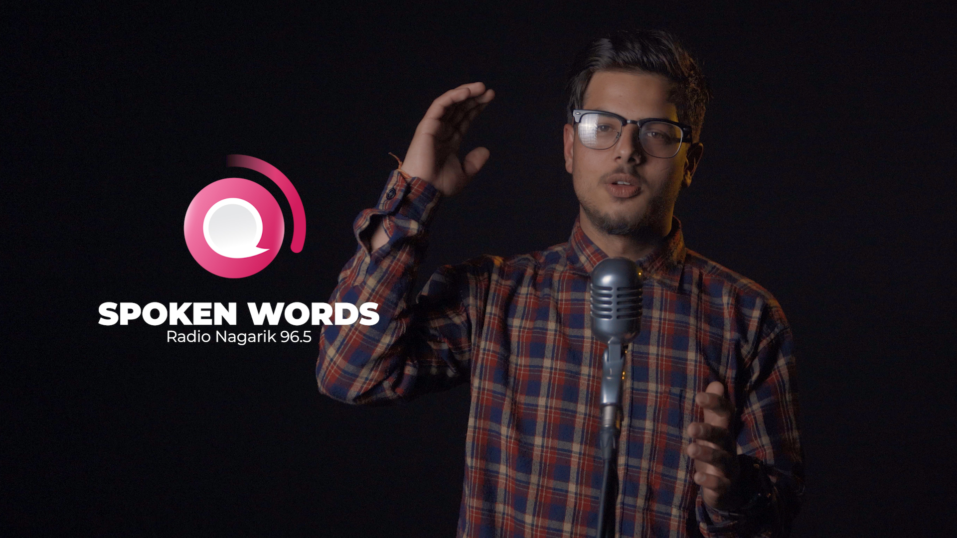 'Thulo Hune Itchya' / Spoken Words performed by Shyam Ghimire | Slam Poetry Nepal |