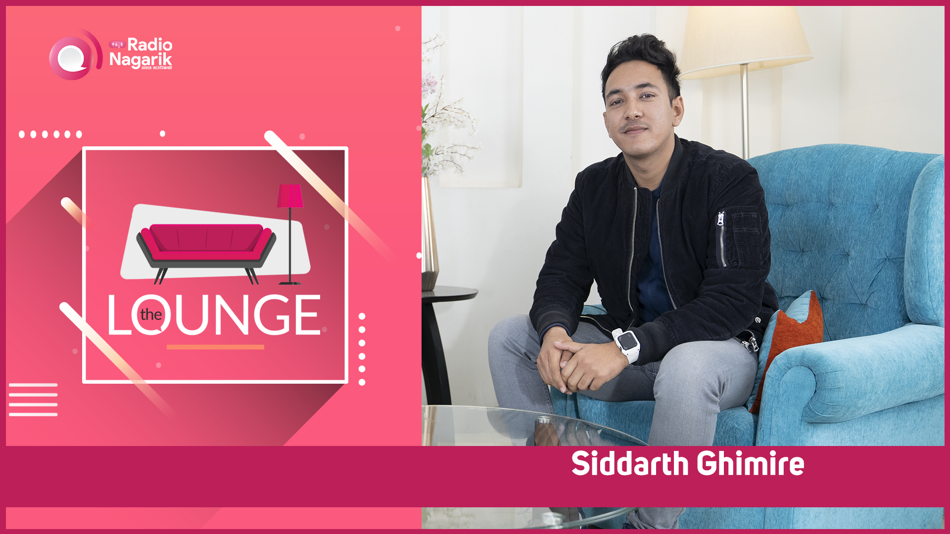 Siddartha Ghimire ( nepal.food ) / Instagram Blogger | The Lounge with Jai Pradhan