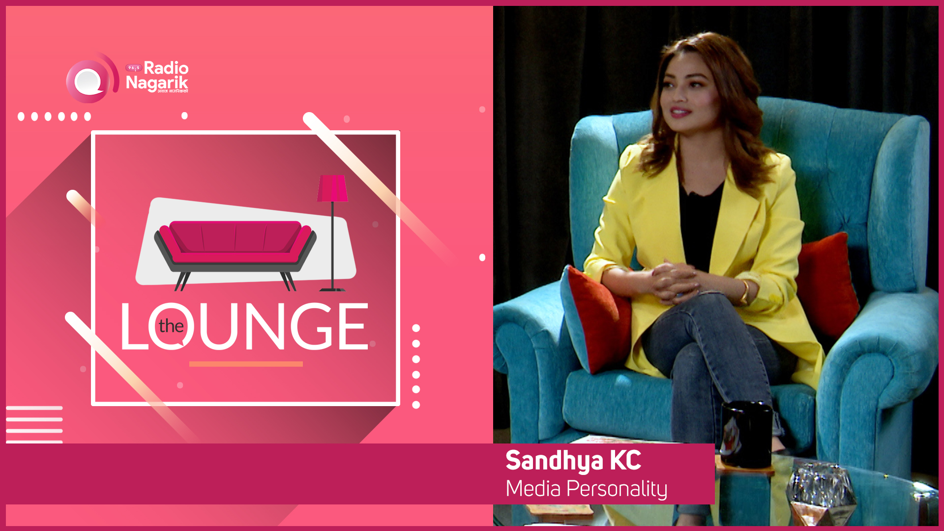 Sandhya KC | The Lounge - Jai Pradhan