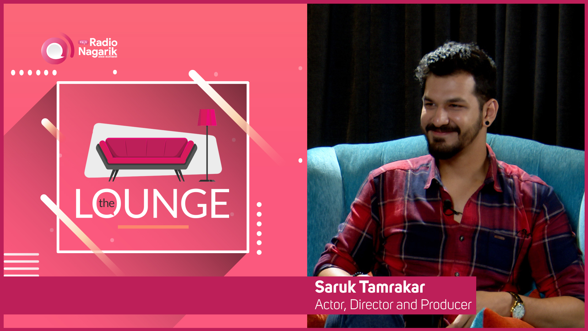 Saruk Tamrakar - Working to get his Vision realized | The Lounge - Jai Pradhan