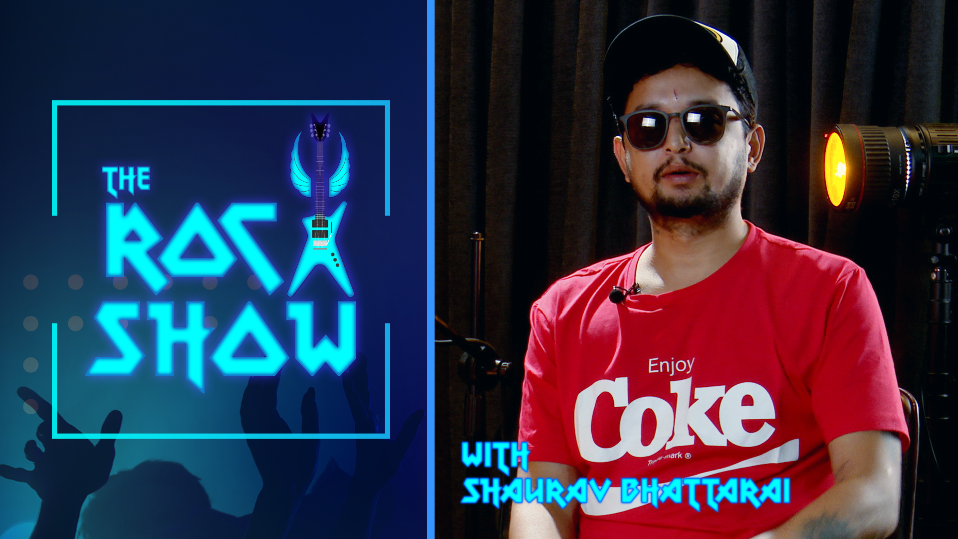 SHAURAV BHATTAARAI | Rock heartbeat of the east | The Rock Show - Abhishek S. Mishra