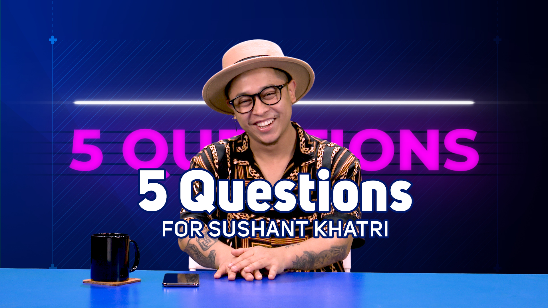 5 Questions with Sushant Khatri | Dancer, Singer, Choreographer