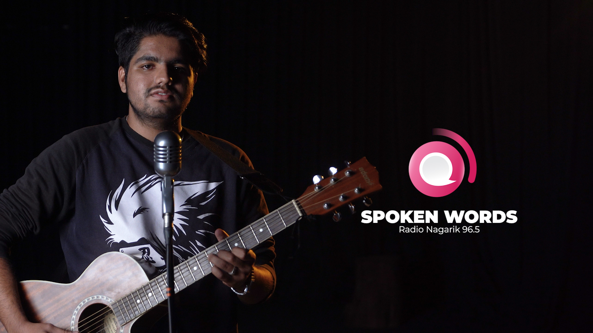 "Spoken Words performed by Subin Adhikari | ""The Irony of Life"""