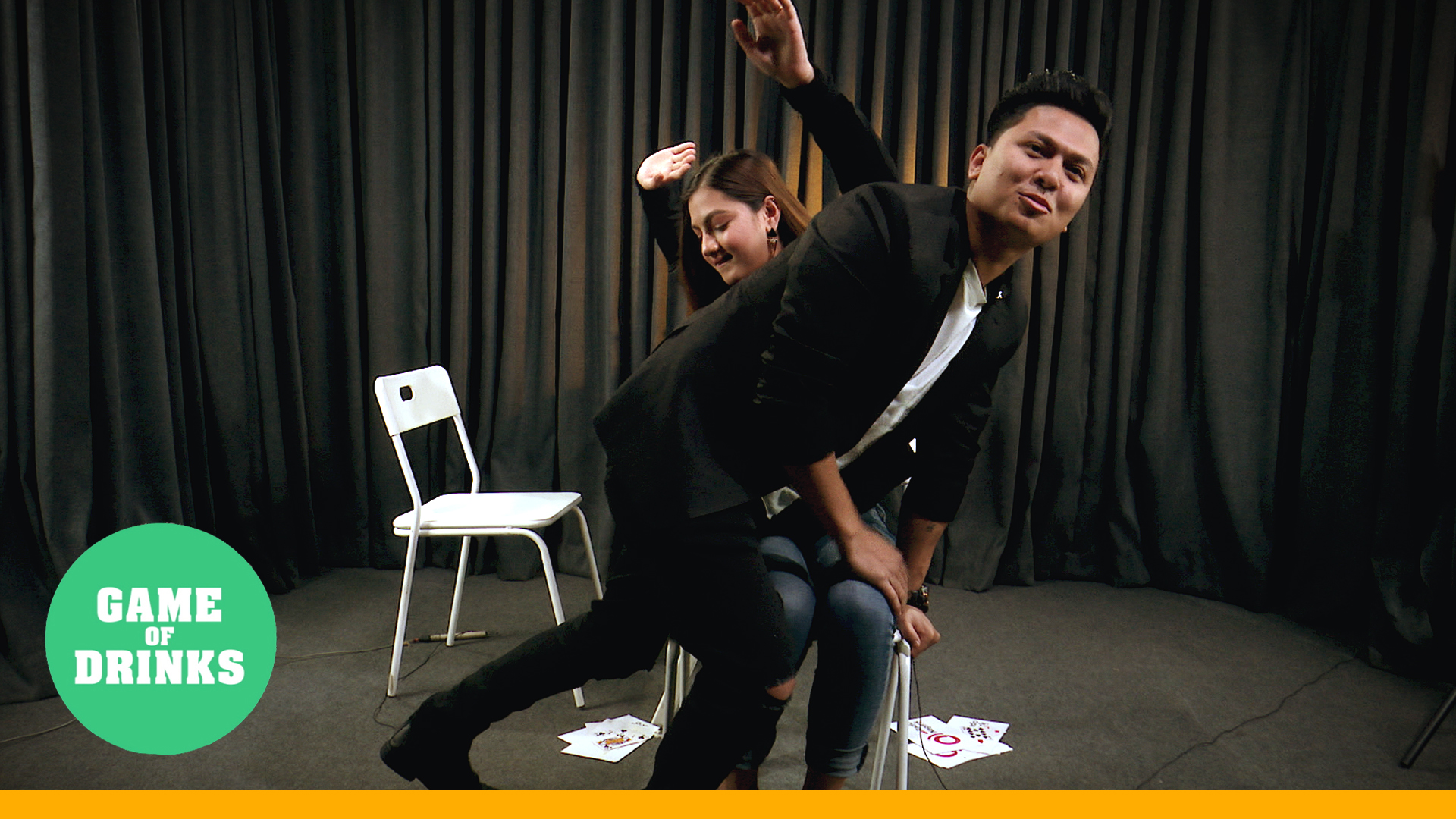 Does spanking exist in your relationship?   Game of Drinks / GOD