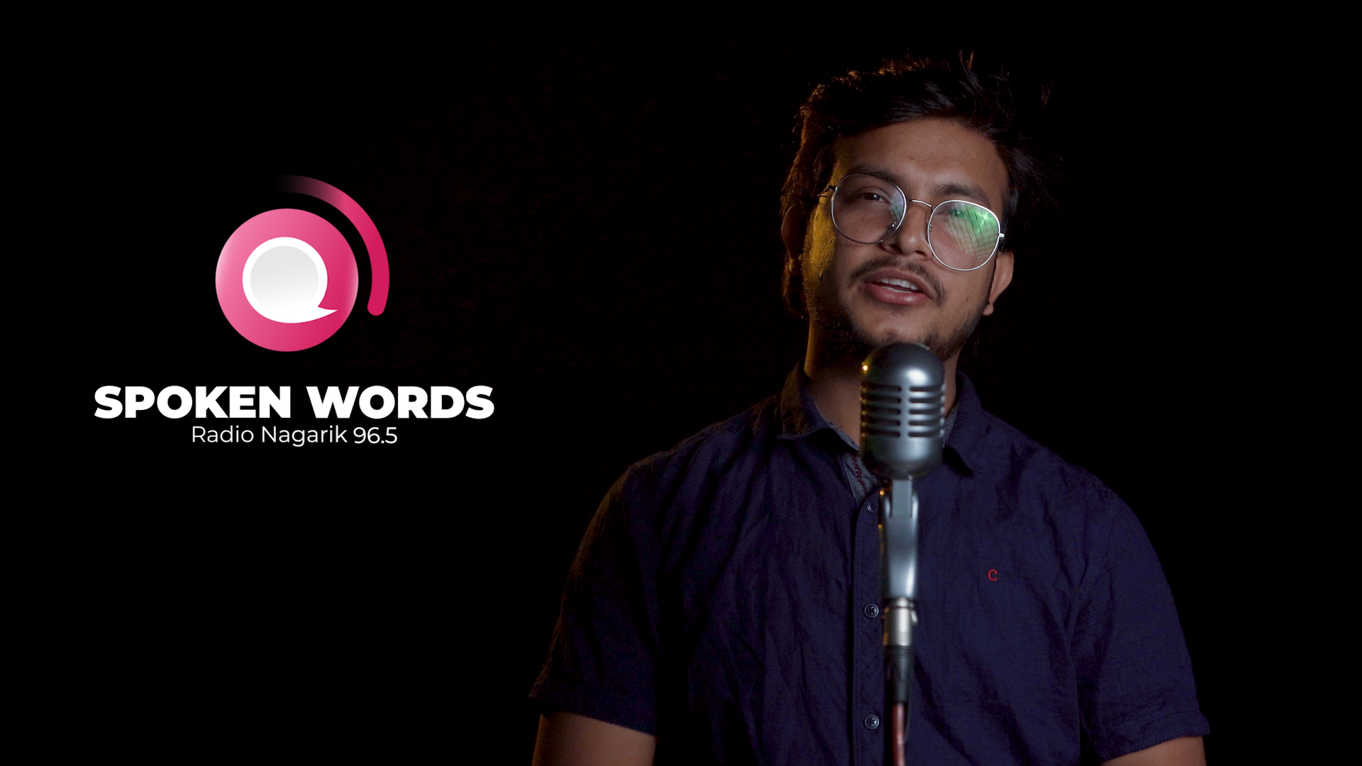'Danab' / Spoken Words performed by Ujjwal Chamlagain  | Slam Poetry Nepal